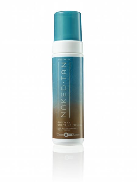 Goddess Bronzing Mousse - Naked Tan - buy on-line